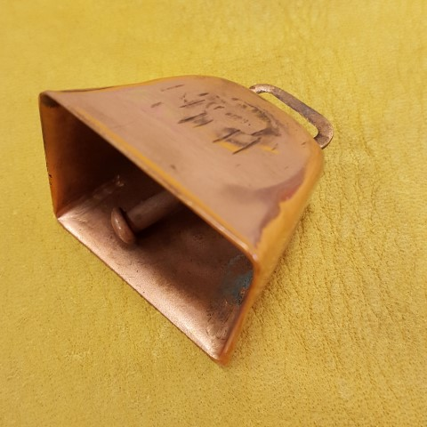 "Copper Sheep Bell - Regular (1.875"")"