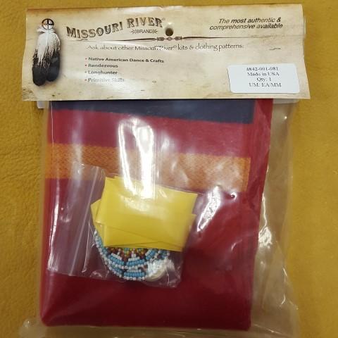 Red Breechcloth Kit