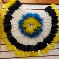 Horse Shoe Feather Bustle Kit (All-Inclusive)